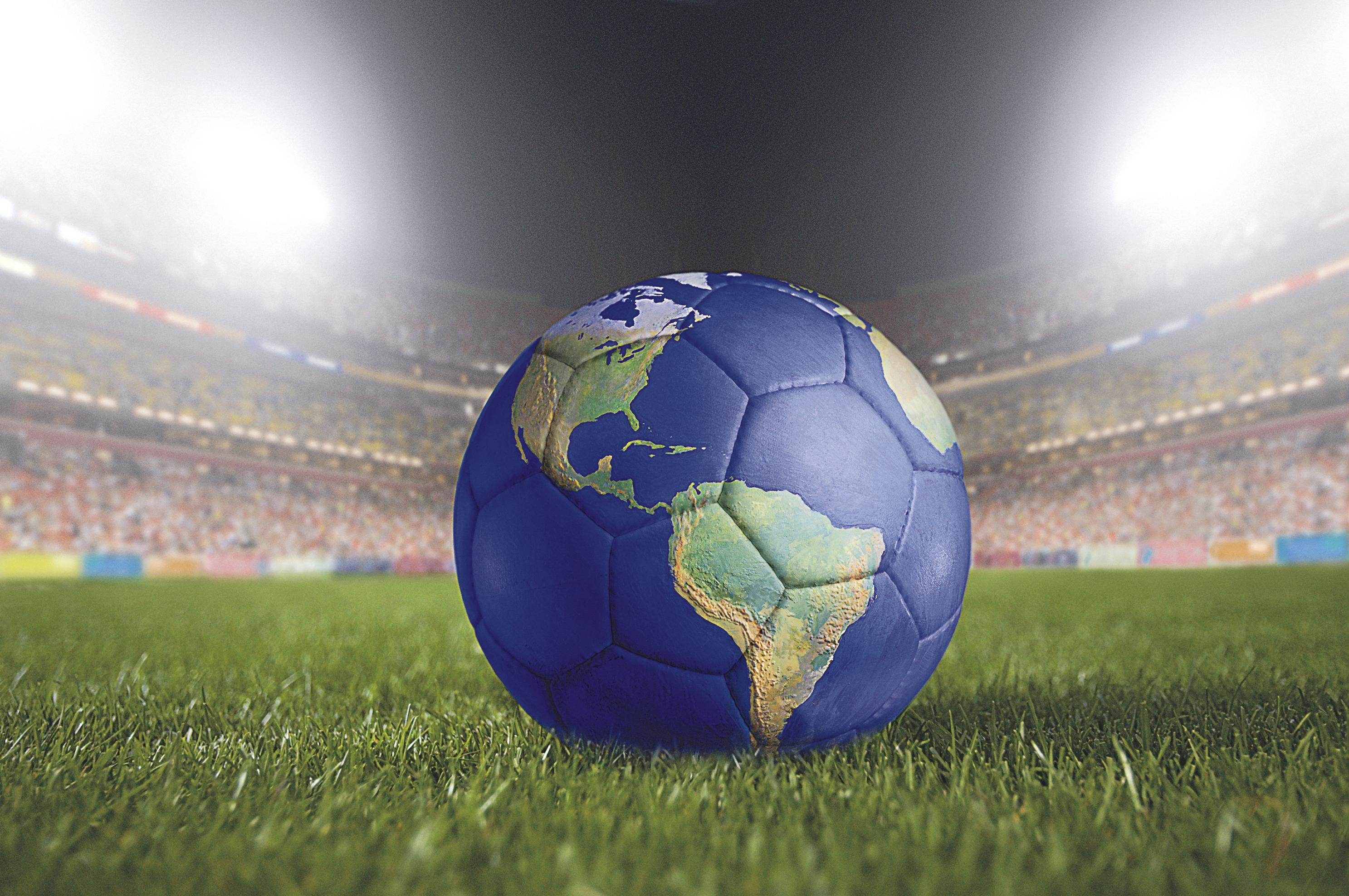 Soccer Conquers the World