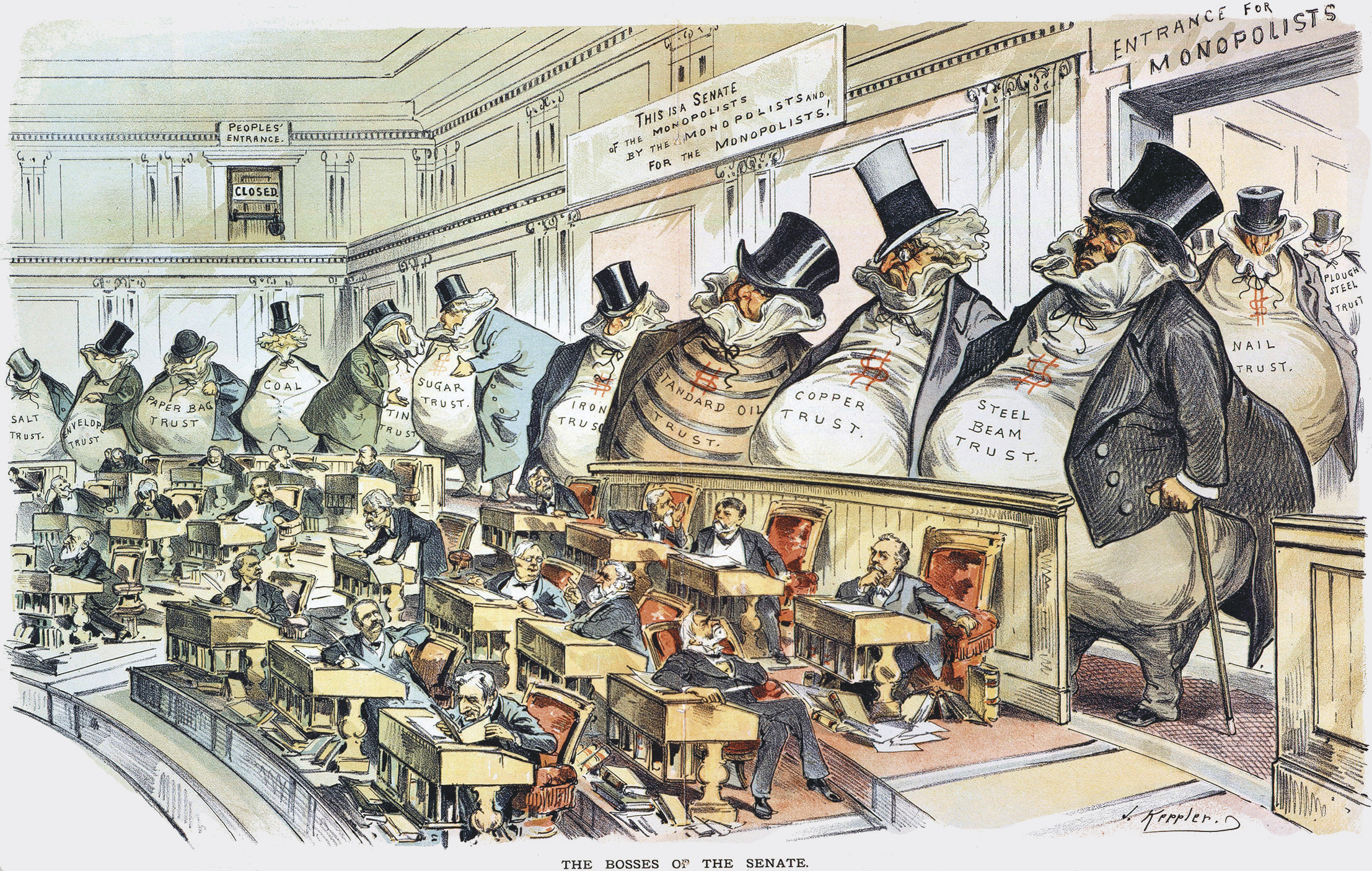 The Myth of a 'Second Gilded Age'