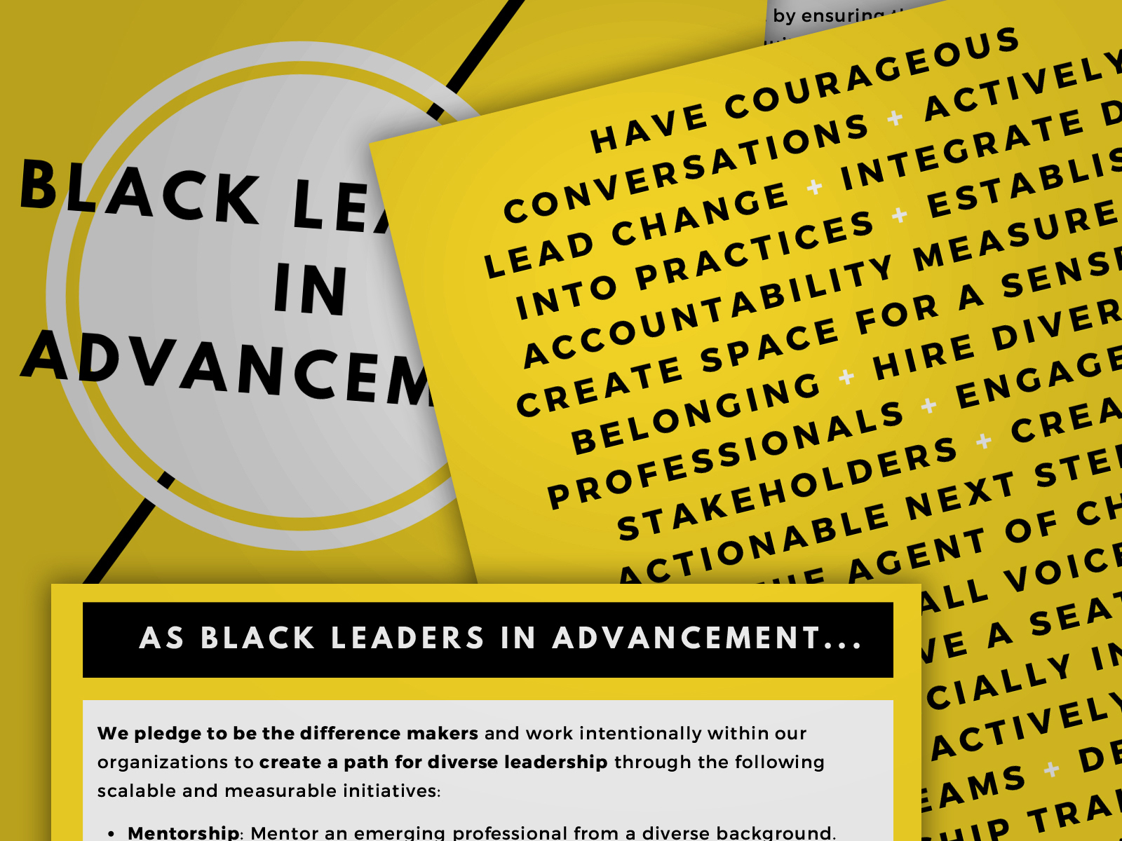 Where Does Fundraising Go From Here Black Development Leaders Offer A Guide