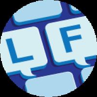 Lingua Franca-Circular Icon