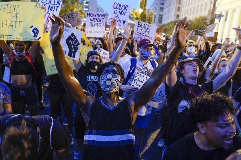 Black Lives Matter Legislation