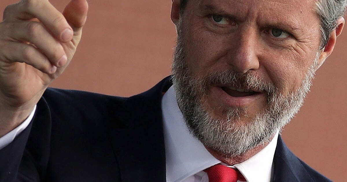 The Making (And Unmaking) of Jerry Falwell Jr.