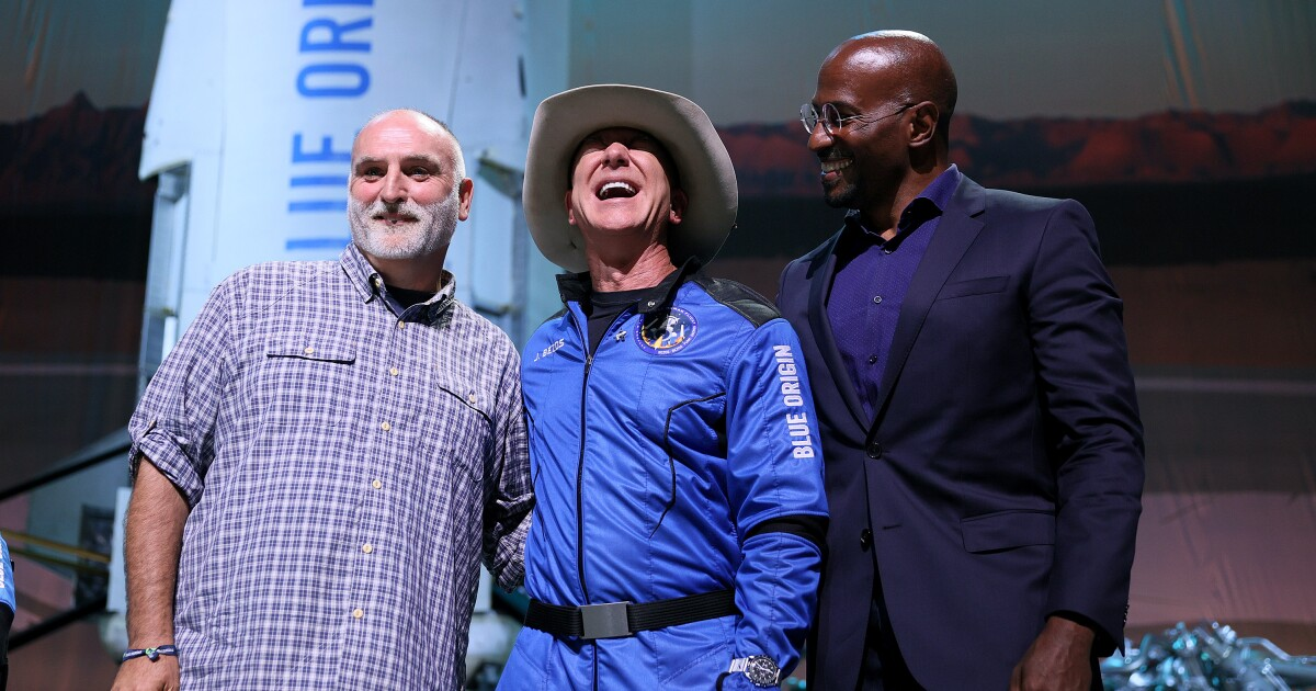 Jeff Bezos Gives $100 Million Each to Van Jones of Dream Corps and José Andrés of World Central Kitchen