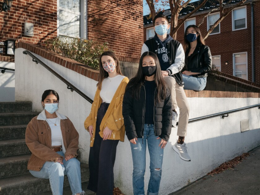 Georgetown University students helped raise $25,000 for struggling classmates. Across the country, students have raised and redistributed tens of thousands of dollars to help their peers cover housing, medical costs, food, and other essentials during the pandemic.