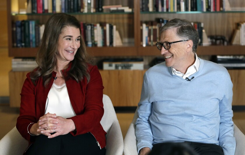 Gates Divorce Raises Questions About the Future of Billions in Philanthropic Cash