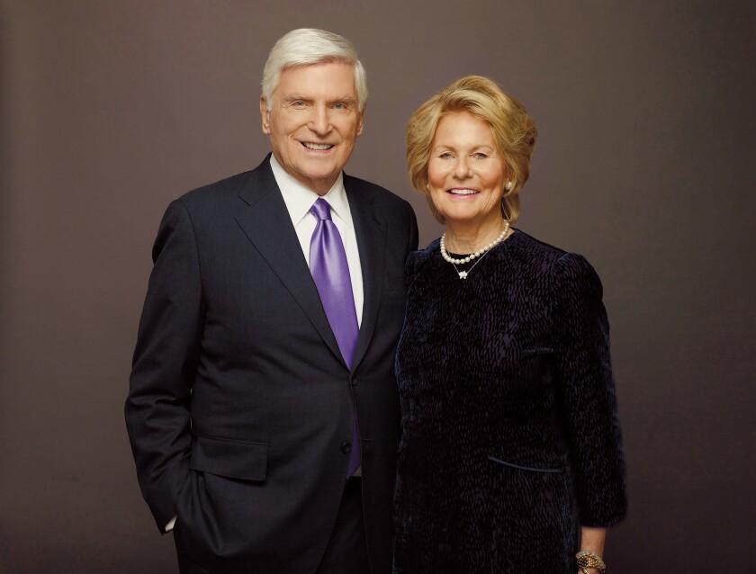 Chicago Couple Give Northwestern U. $480 Million Gift